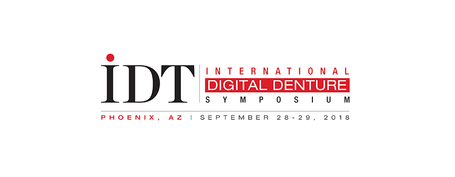 IDT Digital Dentures Symposium