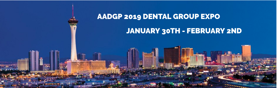 AADGP Dental Group Expo '19