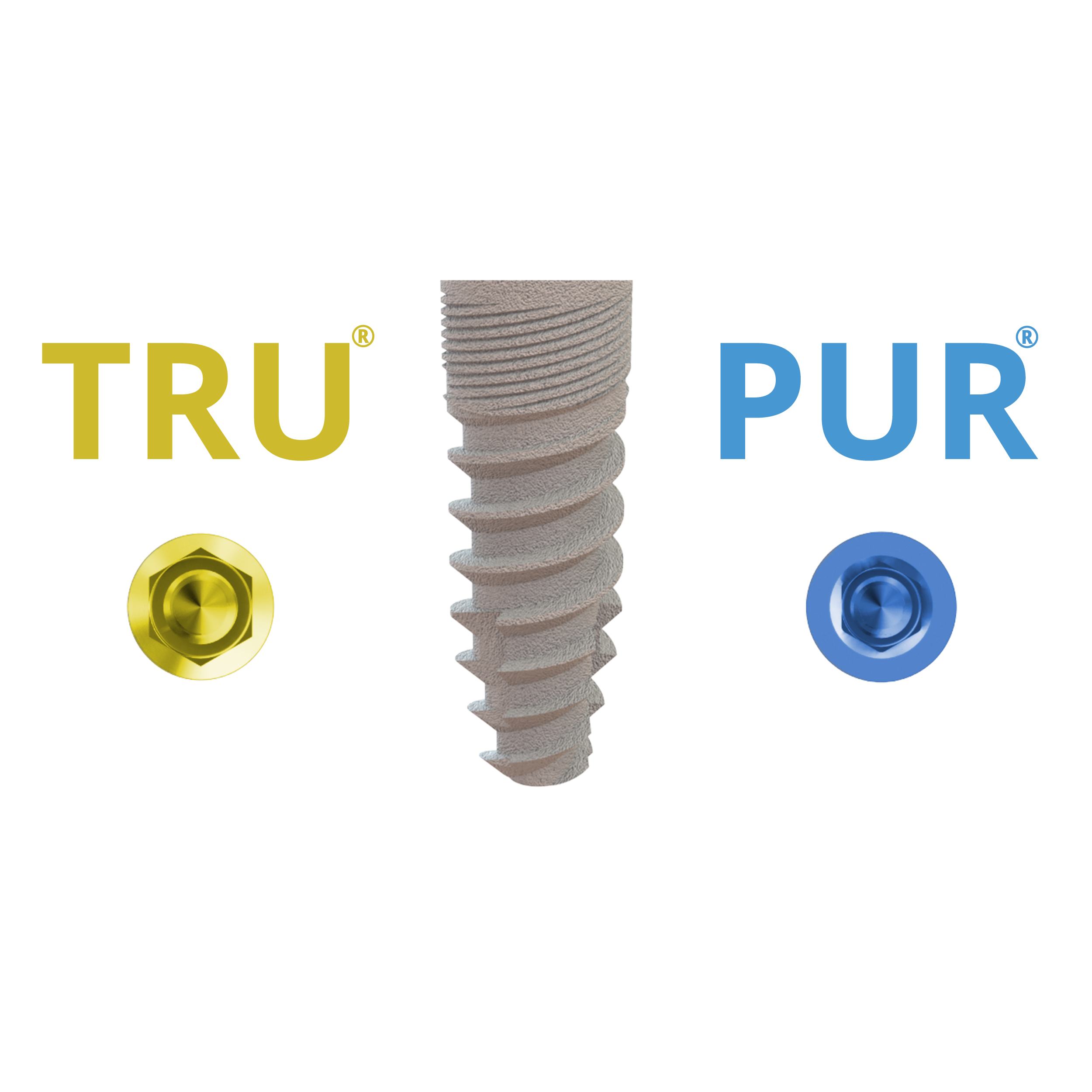 TRU® & PUR® Dental Implants: When Value & Performance Matter Most