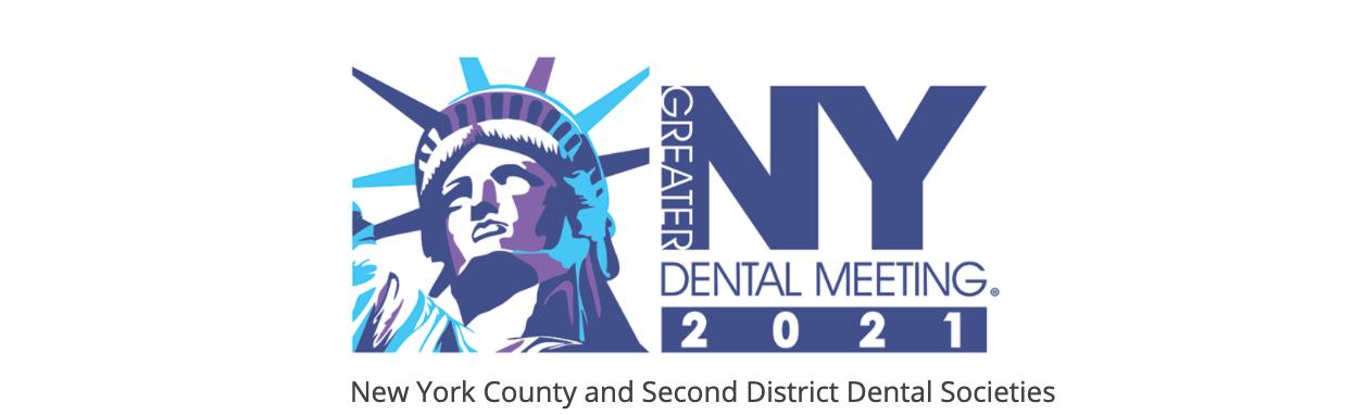 Greater NY Dental Meeting 2021