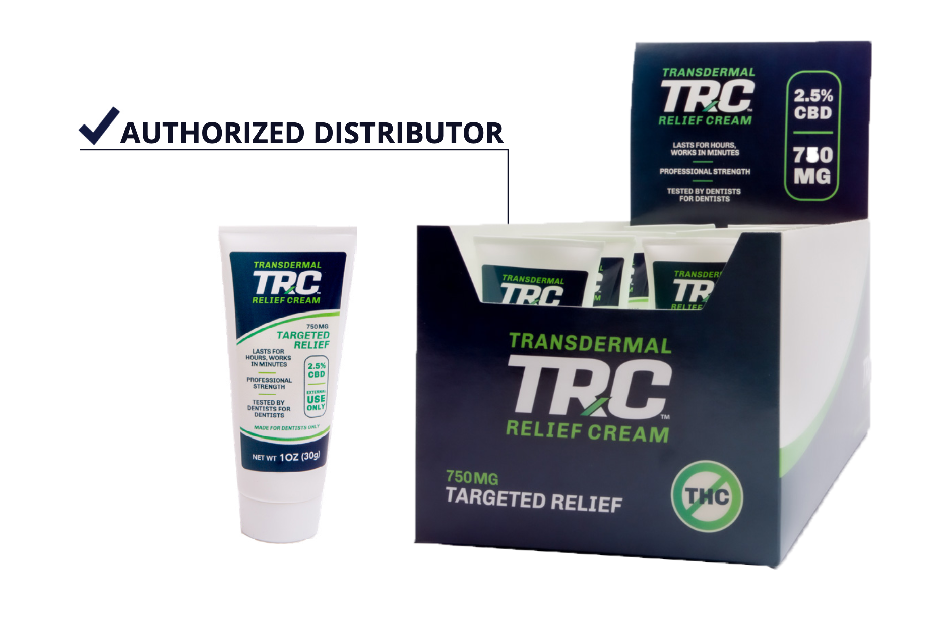 Sterngold Adds Holistic Dental Relief Product, TRC