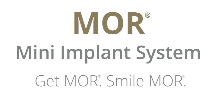 MOR® Mini Implants: EZ PickUp®, Blockout Shims, and Latch Driver-Captive
